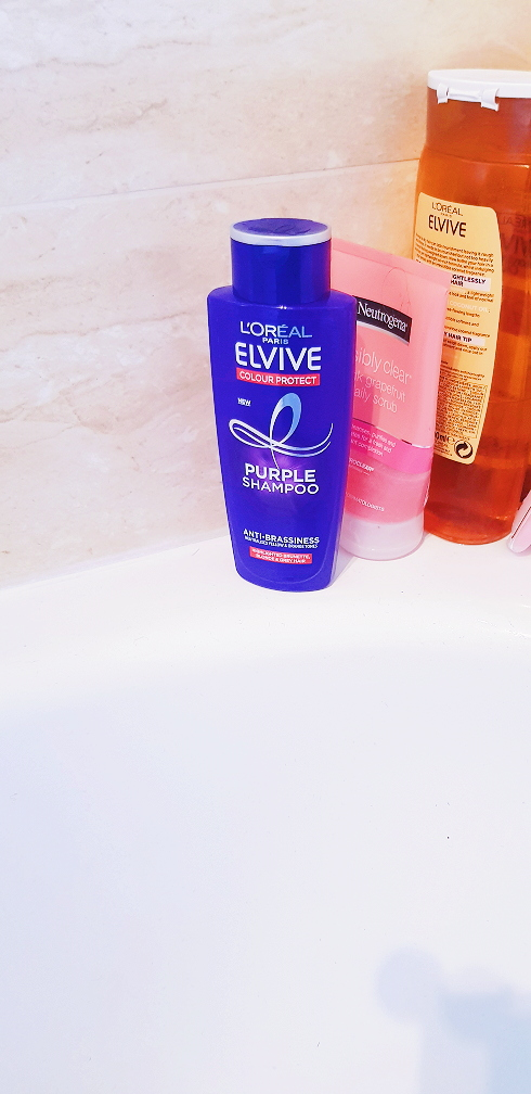 L'Oreal Purple Shampoo