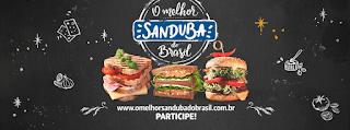 Concurso O Melhor Sanduba do Brasil Pullman