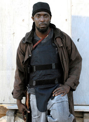 Omar Little (incarné par Michael K. Williams) de la série The Wire (2002-2008)