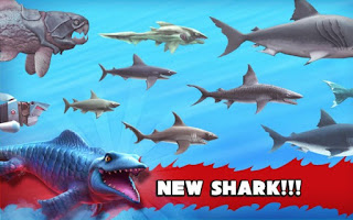 Free Download Hungry Shark Evolution Apk v4.3.0 Mod (Unlimited Money) || MalingFile