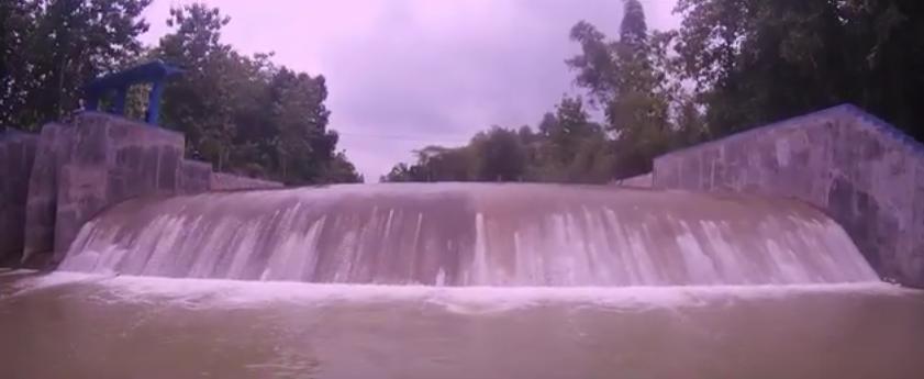 Tlonto Raja Water Dam