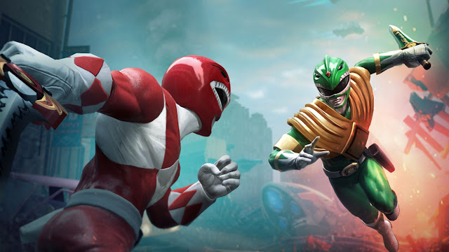 Análise Crítica – Power Rangers: Battle For The Grid