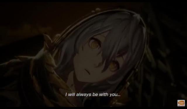 First Screenshot from Code Vein Trailer