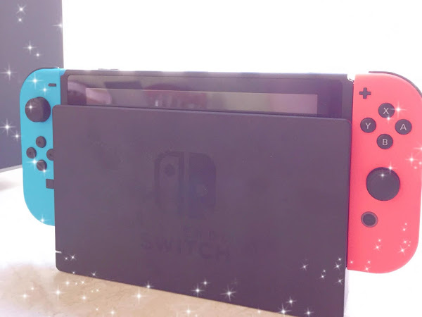 Is it legal to marry a console? Sorry Hender! - I got a Nintendo Switch!