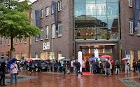 B&H Neueröffnung Itzehoe Sept. 2017