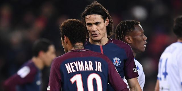 Berita Terhangat [Video] Cuplikan Gol Paris Saint Germain 2-0 Troyes: Cavani Gagal Sanksi Penalti, Neymar Jadi Jagoan Kemenangan Psg