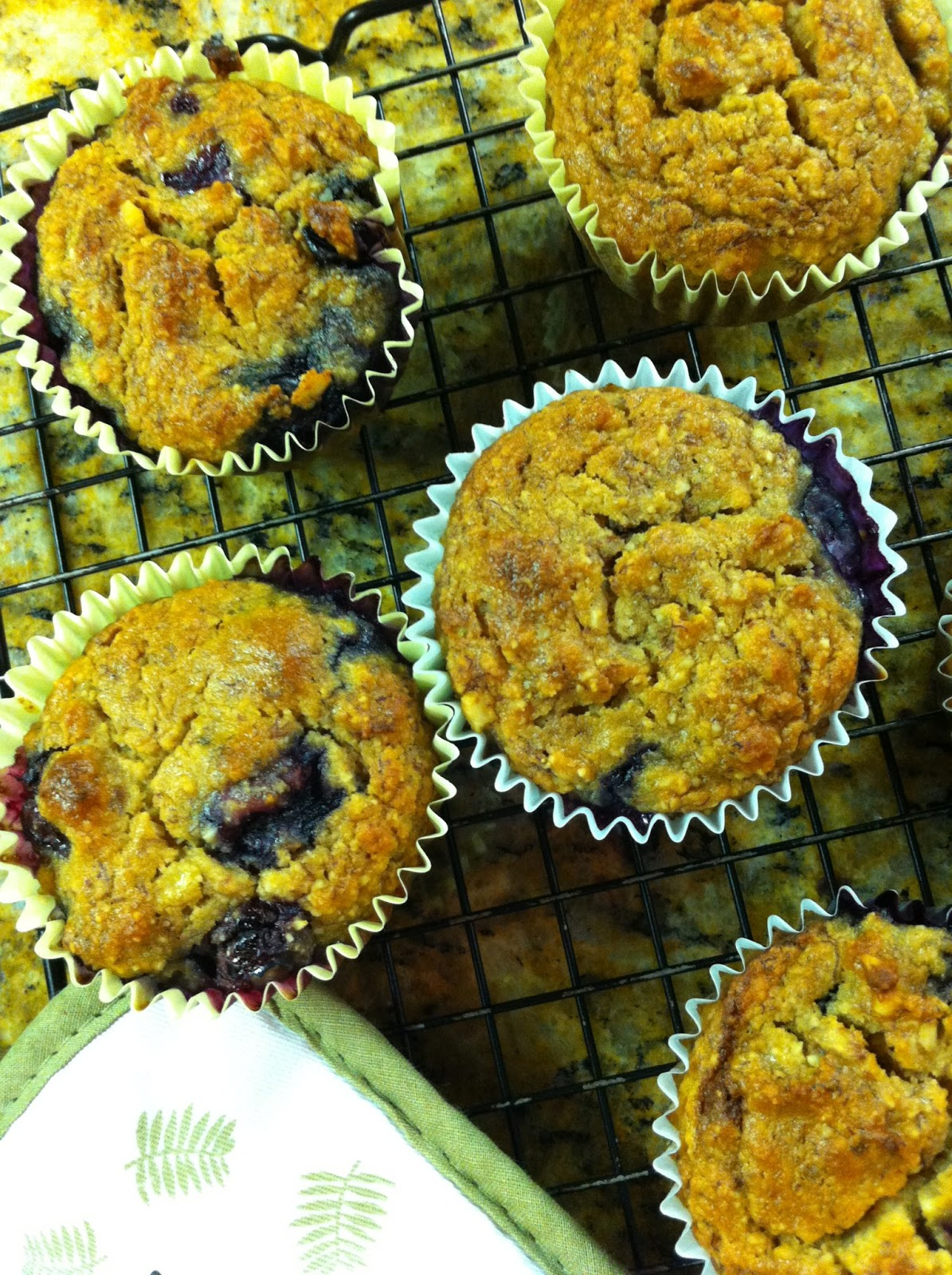 ... REAL Budget: Banana Blueberry Muffins and Quinoa Carrot Breakfast Bars