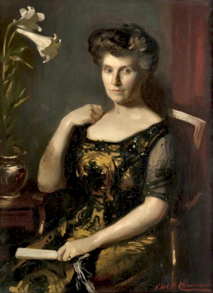 Thomas Benjamin Kennington  - A Victorian Era Genre Painter