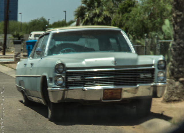1967 Cadillac sedan de Ville