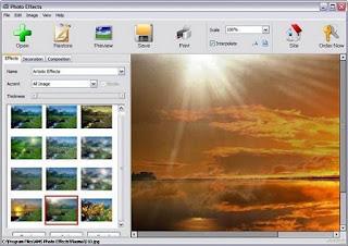 تنزيل برنامج عمل تاثيرات على الصور الشخصية AMS Photo Effects