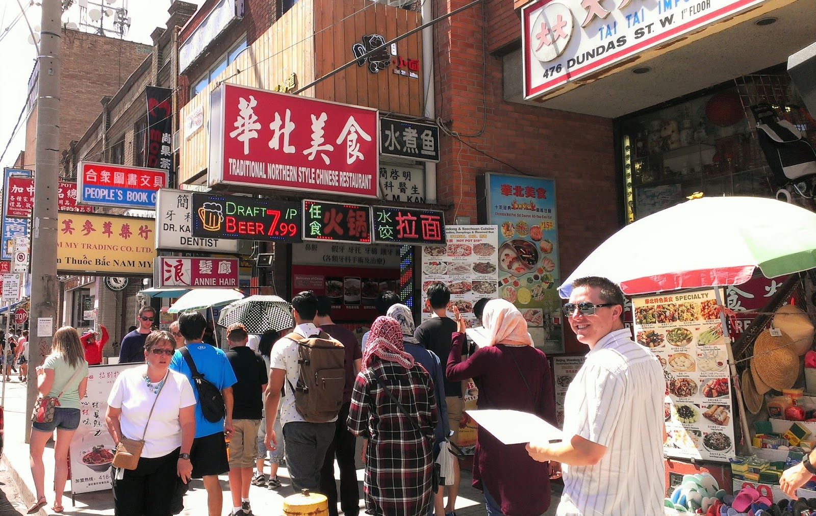 Lost & Found in Chinatown