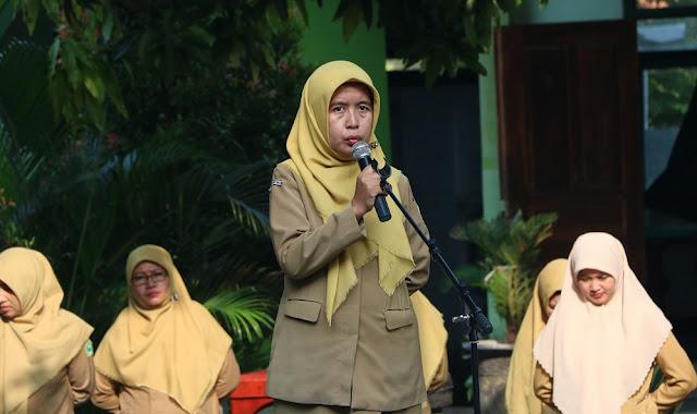 Husnul Fadhilah, M.Pd: Disiplin Adalah Kunci Utama Dalam Kesuksesan