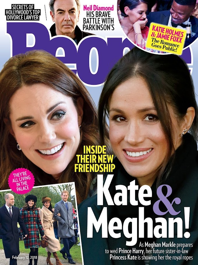 Meghan Markle, Kate Middleton friendship is reportedly being 'exaggerated' for the media