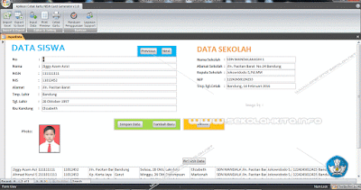 Input dan Edit Data
