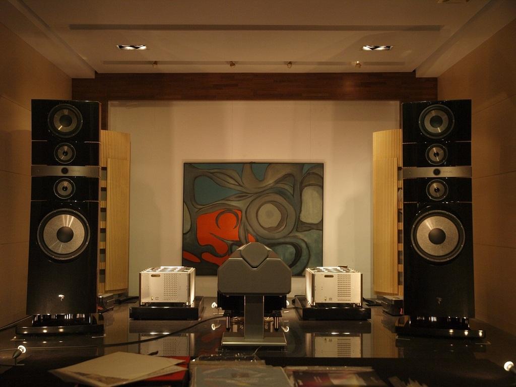 Wizard High End Audio Blog Setup Focal Grande Utopia Em