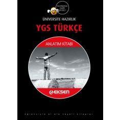 Eksen YGS Türkçe Anlatım Kitabı