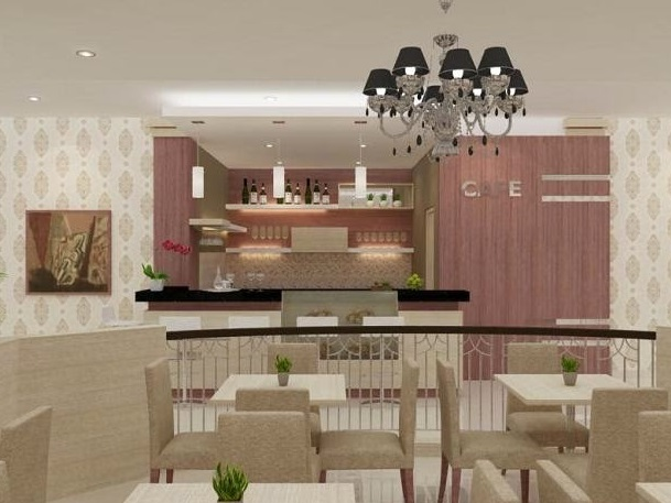Jasa Desain Interior Coffeeshop Cafe Hotel Online Berpengalaman