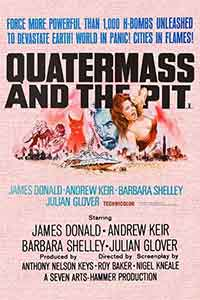 Quatermass and the Pit / Poster, un film de Roy Ward Baker