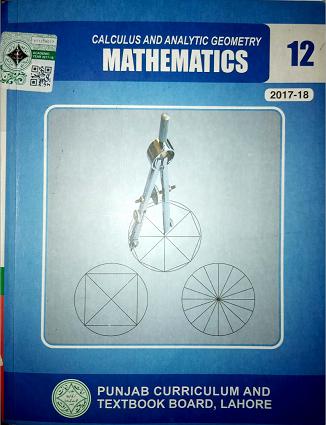 2nd Year (Inter Part-2) Mathematics Textbook in Pdf Format