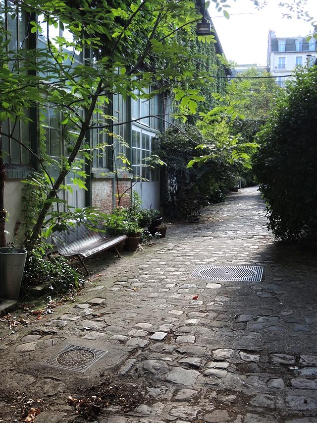 Chemin de Montparnasse