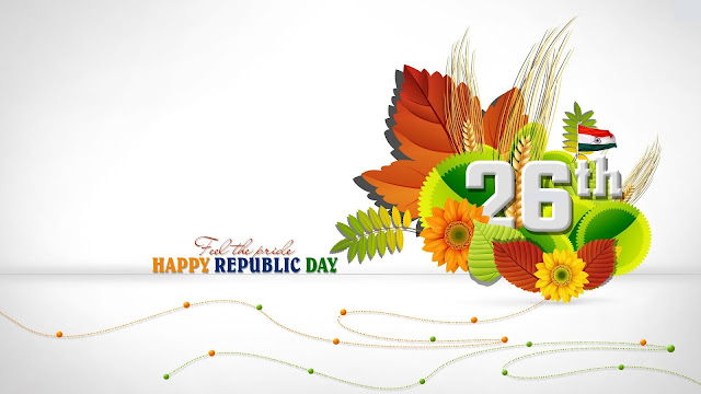 Happy Republic Day 2017 Quotes Wishes in English