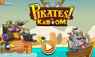 Pirates Kaboom Awesome and Interesting Shooting Online Games Free Play