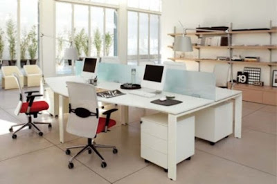 Contemporary Office Interior Design Ideas