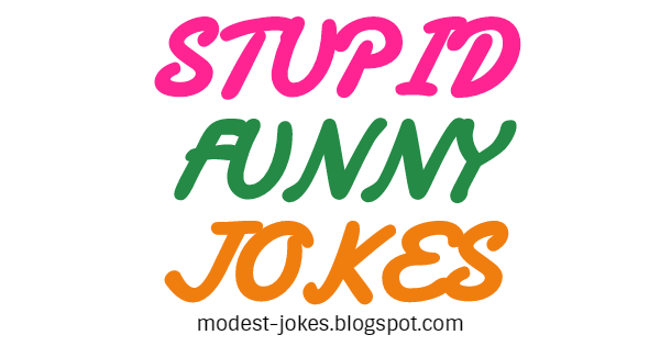 Stupid Funny Jokes