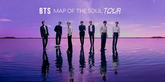 [TOUR] BTS 방탄소년단 en BARCELONA: 17 y 18 de Julio 2020