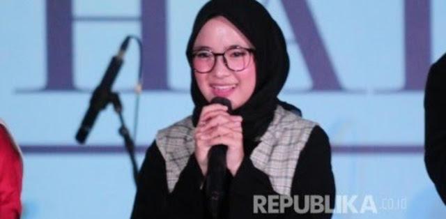 Milenial Muslim Bersatu Kritik Nissa Sabyan Berpolitik