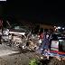 Colisão frontal deixa nove feridos na BR-304 em Macaíba