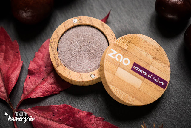 Zao Eyeshadow Pearly Brown Grey