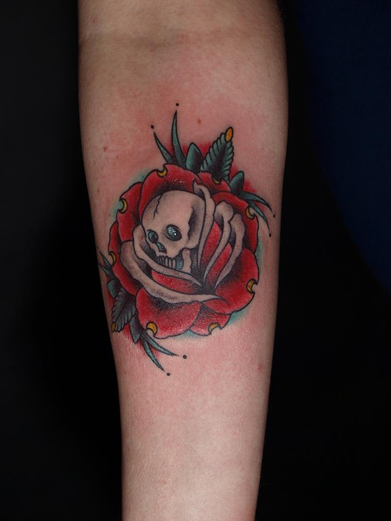 My Tattoo Designs: Death Tattoos