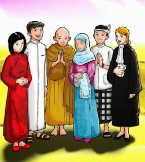 Dalil Toleransi dan Sebab Turunnya | ghofar