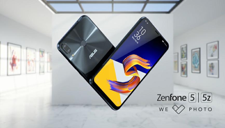 Harga Asus Zenfone 5 dan Zenfone 5z