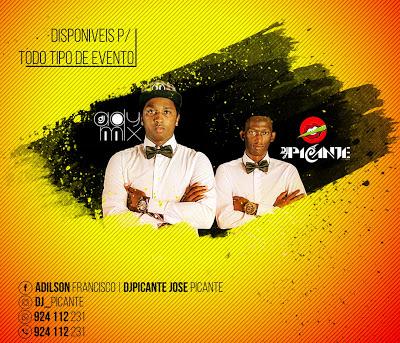 Dj Ady Mix Feat. Dj Picante - Maculo