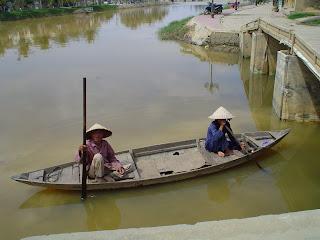 Vietnamese Fishermen Vietnamese hat