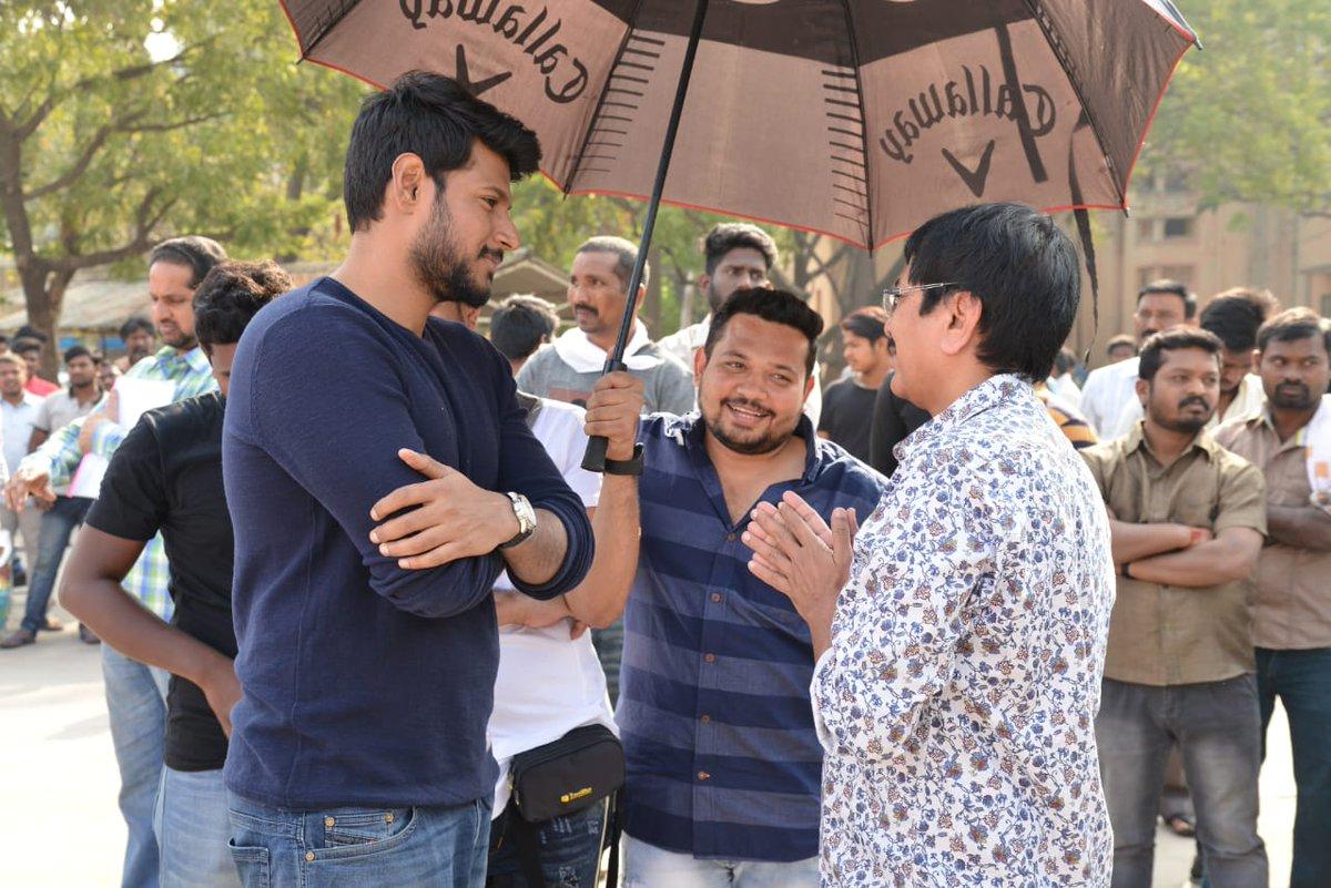 Tenali Ramakrishna BABL Movie Working Stills - Latest Movie