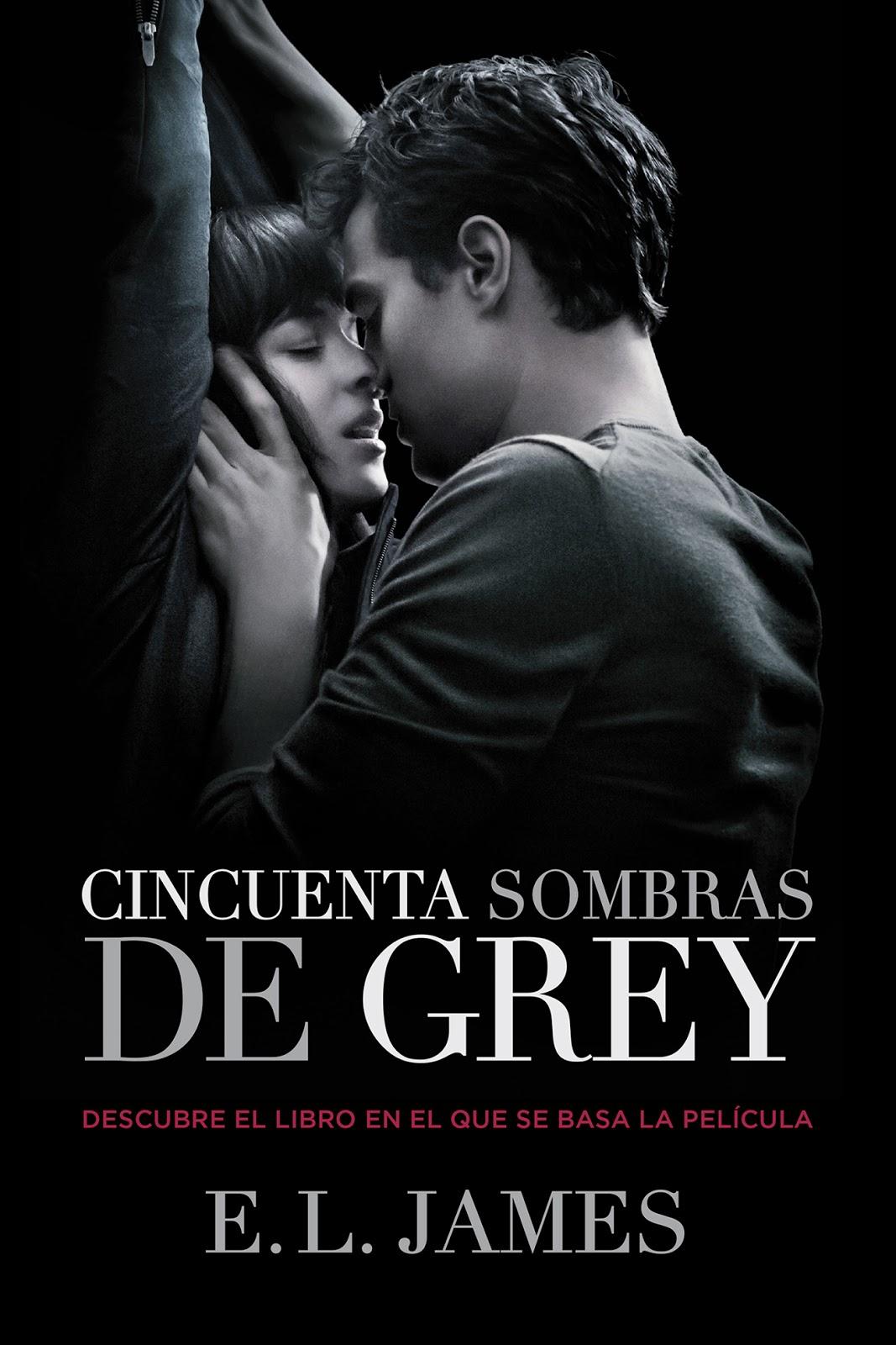 Libro vs. Pelicula: Cincuenta sombras de Grey de E.L