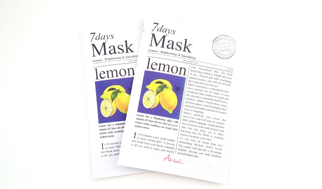 Ariul 7Days Mask - Lemon