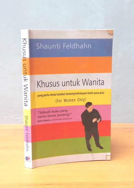 KHUSUS UNTUK WANITA, Shaunti Feldhahn