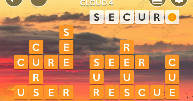 Wordscapes Level 212 Answers Doors Geek