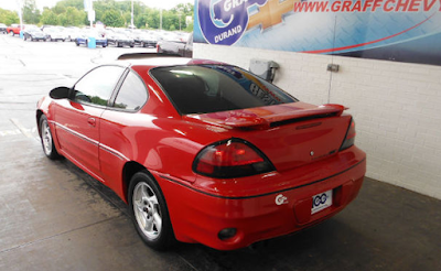 Pick of the Week – 2005 Pontiac Grand Am