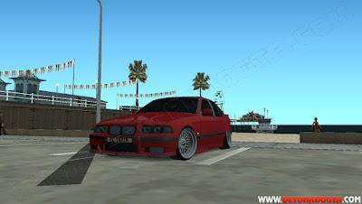 GTA SA - BMW E36