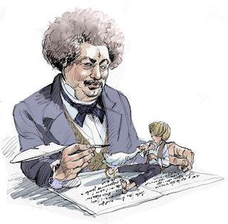 Argumentos de Obras de Alejandro Dumas