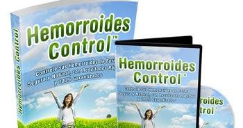 Hemorroides Control Libro: Basta de Hemorroides Mi Opinión