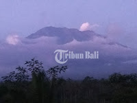 Jika Gunung Agung Meletus, Ini yang Akan Terjadi dengan Suhu Bumi