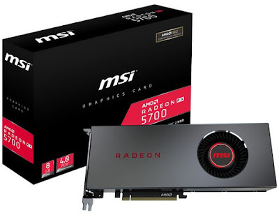 MSI Radeon RX 5700