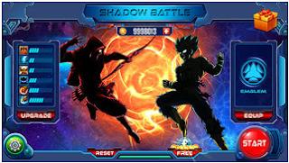 Shadow Battle 2.1 APK mod [coin ilimitado e diamante]