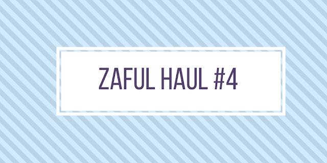 ZAFUL HAUL #4